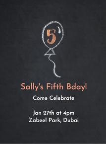 Thumb chalkboard balloons 5 invite