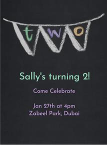 Thumb chalkboard banners 2 invite