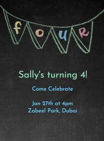 Thumb chalkboard banners 4 invite