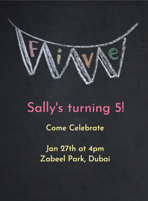 Thumb chalkboard banners 5 invite