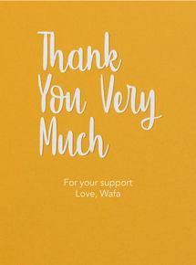 Thumb thank you yellow eng