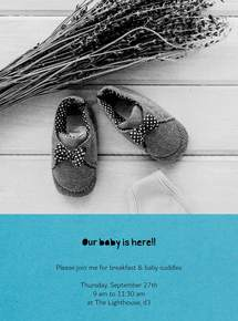 Thumb baby shoes   eng