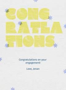 Thumb congratulations   yellow
