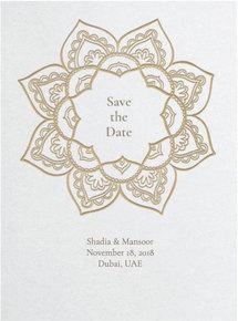 Thumb henna mandala
